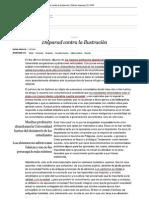 Argullol Disparad contra la Ilustración _ Edición impresa _ EL PAÍS