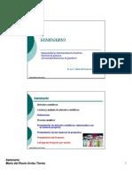 SEMINARIO-Como Presentar Articulos