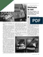Plutonium-Affäre - Dilettanten im Amt (Der Spiegel, Dezember 1995)