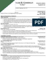 Resume FA2012