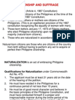 Pol 7 (Citizenship and Suffrage)