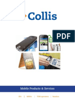 Collis 42 Mobile Products a Services Brochure