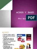 Acidos y Bases Naval