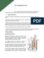 Calderos....Informe Terminado
