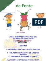 LINHAS ORIENTADORAS