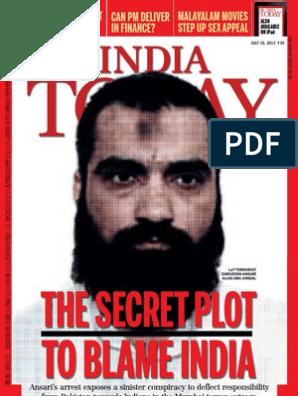 India Today - 16 July 2012 | Kejahatan | Politik (Umum)