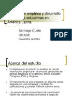 políticas educativas en américa latina