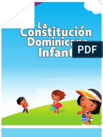 Constitucion Dominicana Version Infantil