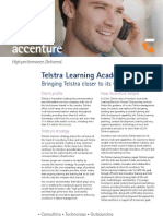 Telstra Learning Academy