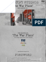 The Making of- The War Plane