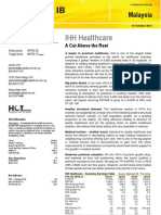 MBB Healthcare Report