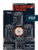 William G. Gray- Inner Traditions of Magic