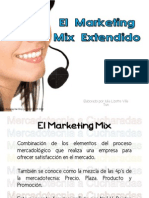 El Marketing Mix Extendido