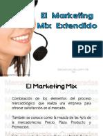 El Marketing Mix Extendido
