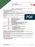 IEC947-5-1 contactor relay utilization category