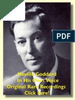 Neville Goddard - Awakened Imagination