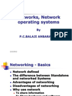 8.2 Networking