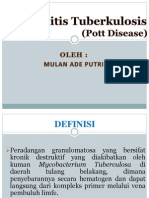 Spondilitis TB (MUMU)