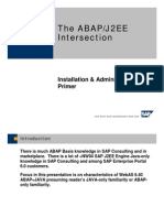 Abap J2ee Intersection