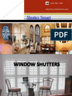 Window Shutters by Shutter Smart