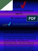 ASA – Advertising Standards Agency