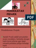 Pendekatan Projek