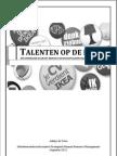 Ashley de Vries Talenten Op de Loop 2012