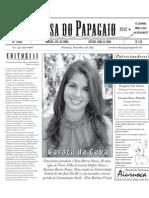 Jornal Casa do Papagaio Setembro 2012