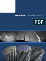 Bridon Crane Rope Catalogue