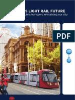 Light Rail Plan December 2012