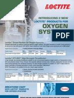 Oxygen compatibilty