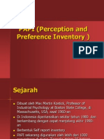 Materi Kuliah Psikologi Tentang PAPI