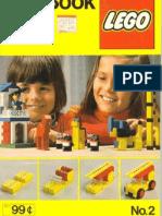 Lego Idea Book #2 (Lego, 1977)