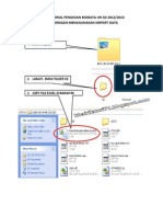 Tutorial Pengisian Biodata Un Sd 2012