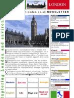 Native English System Insegnante Madrelingua Inglese @ Italians in London Magazine 14