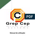 Manual GrepCep