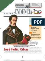 1815 Ejecución de José Félix Ribas