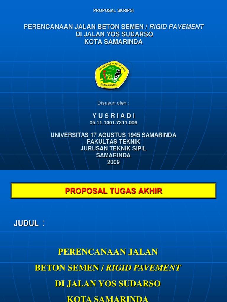 Presentasiku Proposal Tugas Akhir