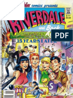 Archie to Riverdale and Back Again Comic Adaptation