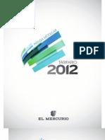 El Mercurio 2012