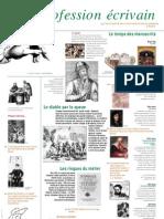 Litterature française (Panorama)