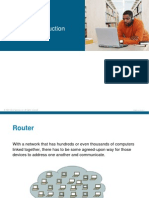 8. Router Introduction