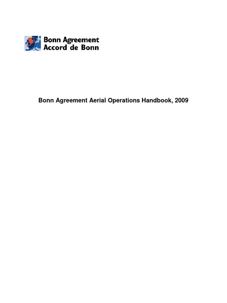 Aerial Surveillance Handbook Surveillance Remote Sensing