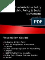 2012 RHO - Public Policy Institute Presentation