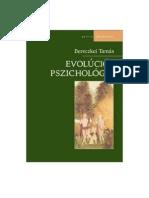 Bereczkei Tamás - Evoluciós pszichologia