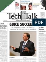 Tech Talk 12.13.12