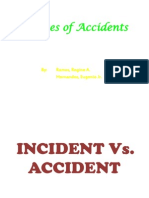 Causes of Accidents (ECE SAFETY)