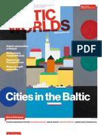 Baltic Worlds, December 2012, vol. 3-4