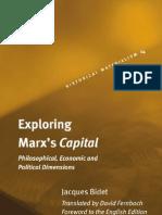 Bidet-exploring Marxs Capital Historical