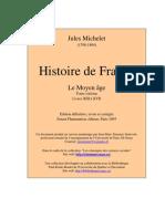 Michelet, Jules - Histoire de France VI